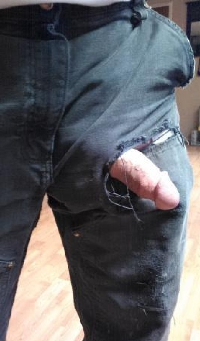 Hard Cock Out Of Hole
