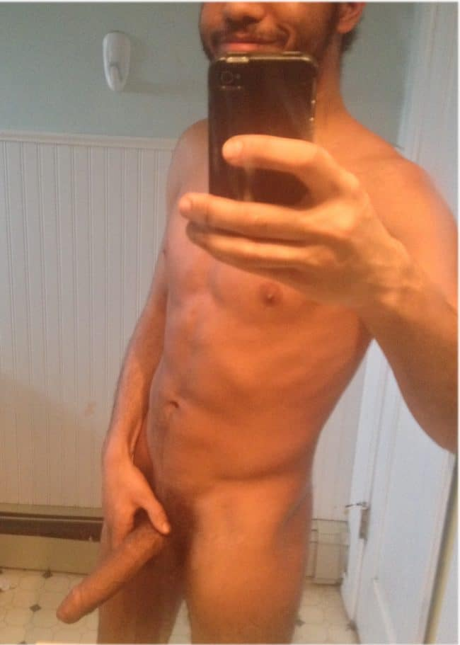 Nude Guy With Big Penis