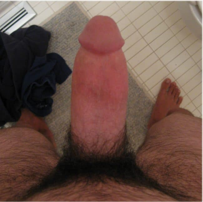 Short Hairy Cock