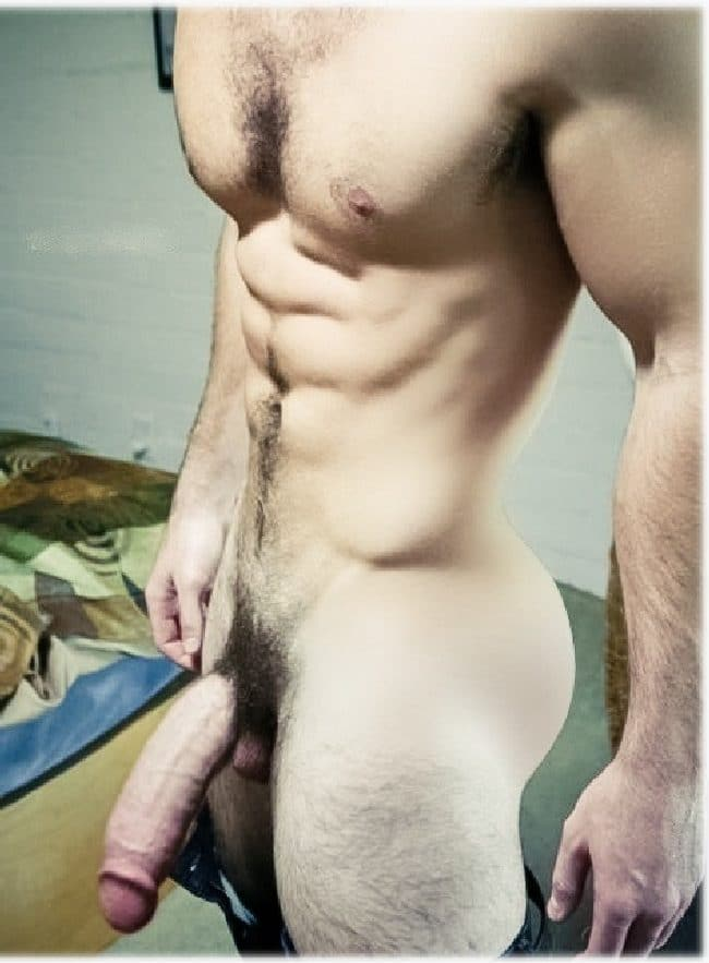 Stud With Big Cock